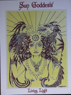 photo offset poster art by Tresham Gregg