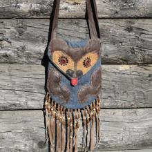 Bears, Handmade Bags, Alaskan Art,
