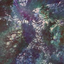 New Age Spirit Painting, Spirit Art, Alaskan Art, portraits, shaman,
