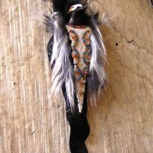 Ravens, spirit, talismans, guardian spirits, Alakan art