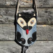 Wolves, Handmade Bags, Alaskan Art,